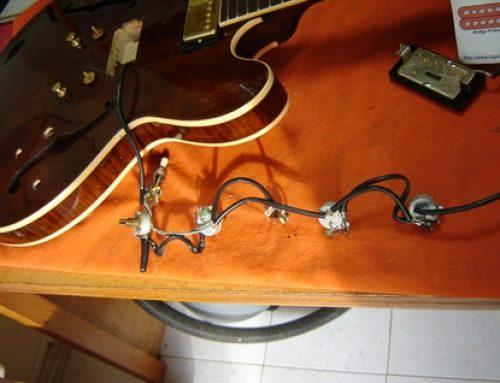 Tutorial Gibson 335